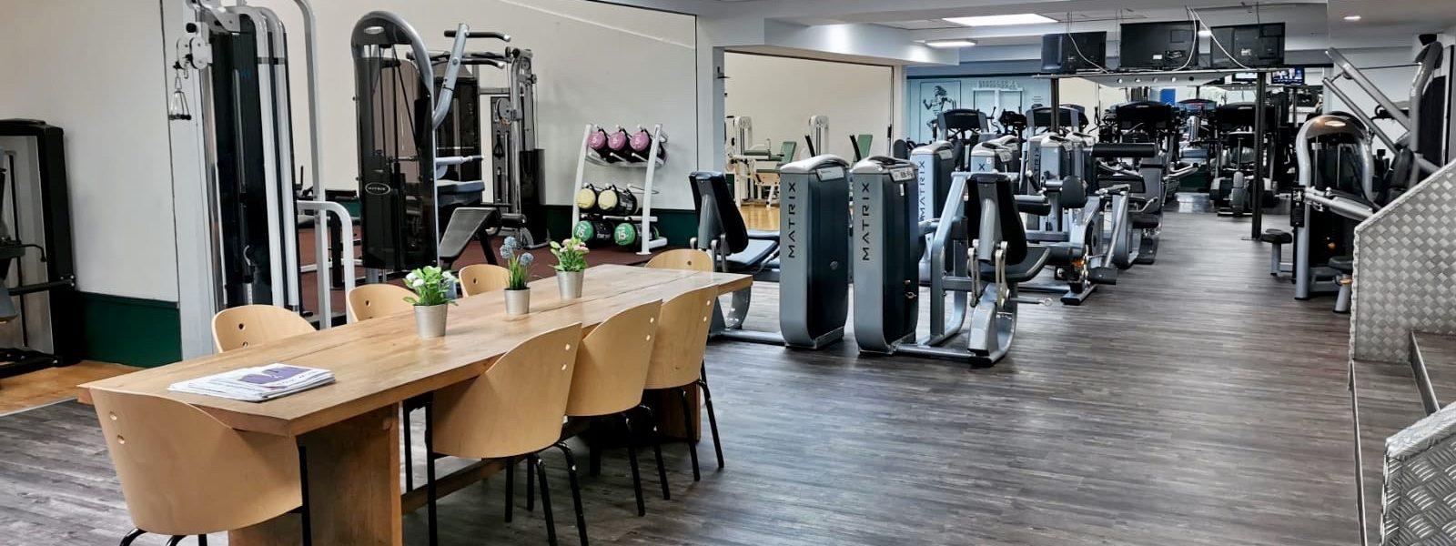 Fitness Studio Neuss Training Fitnessstudio